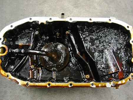 Volvo S80 T6 Specs. oil pan on a Volvo S80 T6.