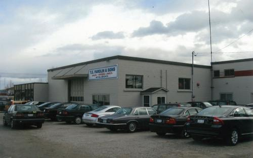 Pretty typical traffic jam of cars at our third facility at 1345 Franklin St (behind NGM glass).